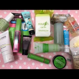 Other - 14 item make up/personal/hair care lot